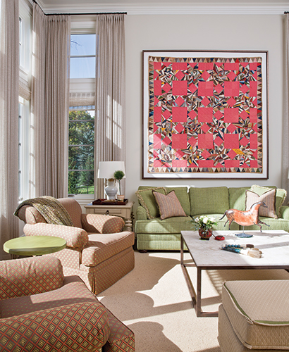 Painterly Designs - Living Room