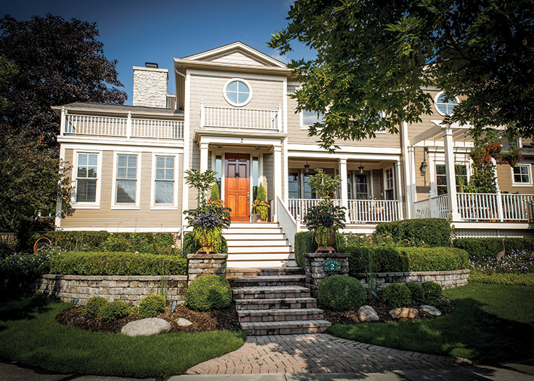 Welcome to the Neighborhood - Grinnan House