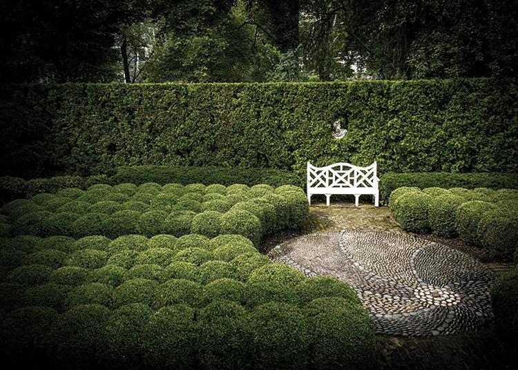 Gardens That Beckon - Bench