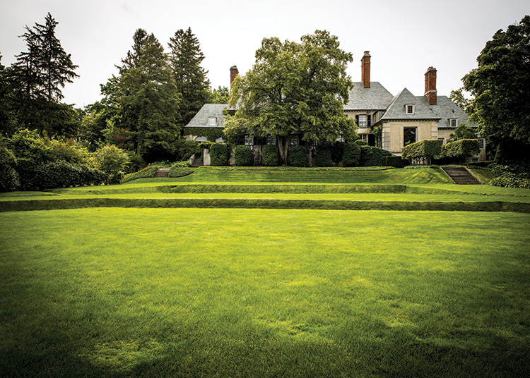 Gardens That Beckon - Levels