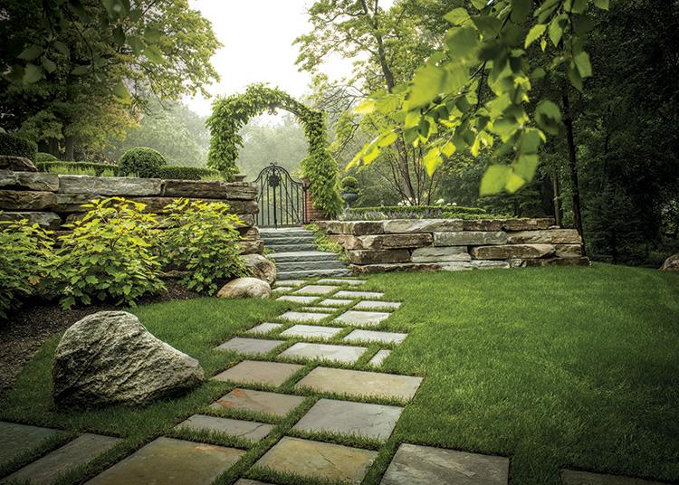 Gardens That Beckon - Path