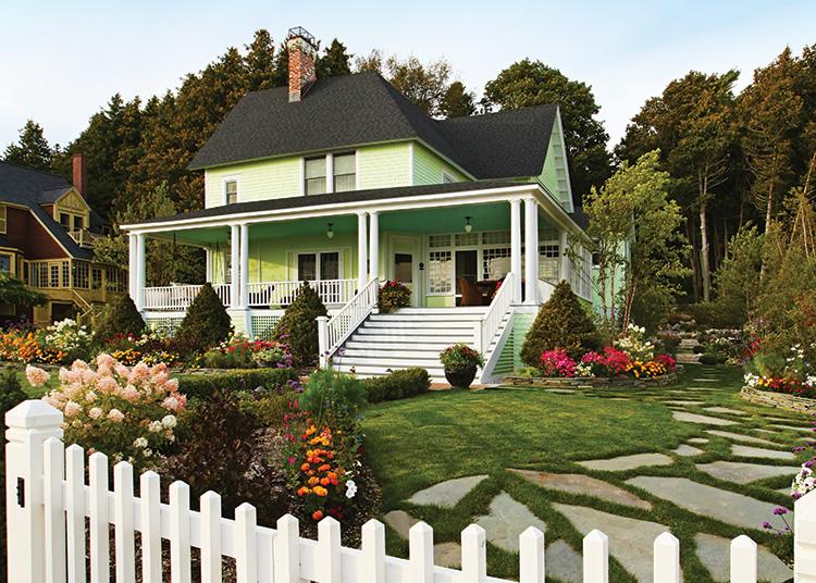 Island Living - Stroh Cottage