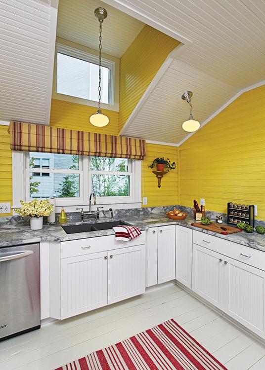 Island Living - Kitchen