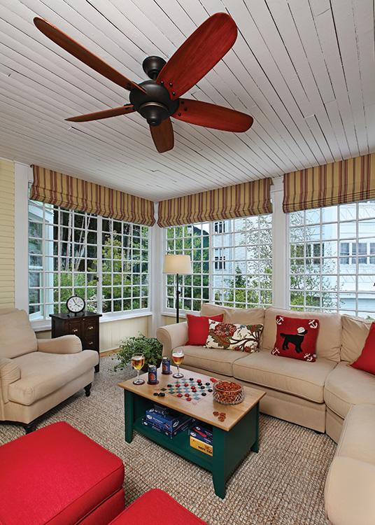Island Living - Living Room