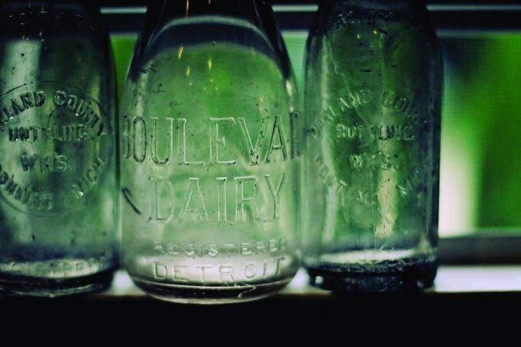 Living History - Glassware
