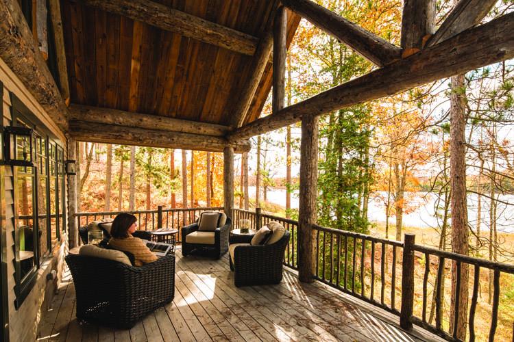 Wonder in the Woods - Deck