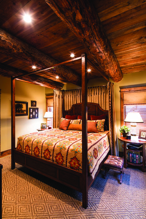 Wonder in the Woods - Master Suite