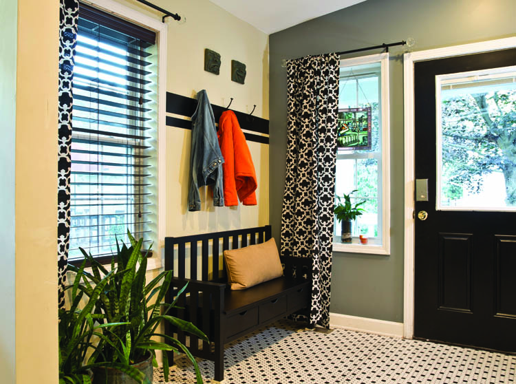 Old House New Life - Mudroom