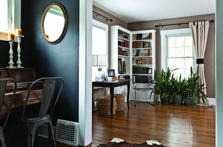 Old House New Life - Reading Nook