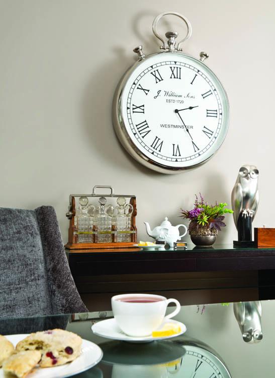 Welcome Home - Tea & Scones