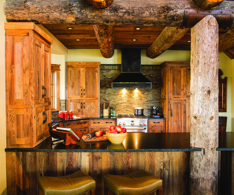 Wonder in the Woods - Kitchen Counter