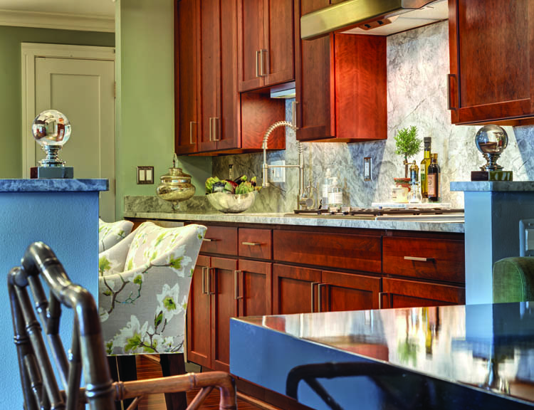 Bejeweled - Kitchen Counters