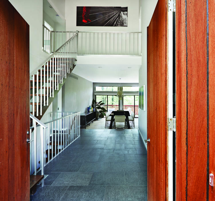 Cooking Up Modern - Foyer