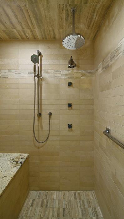Baths - Shower