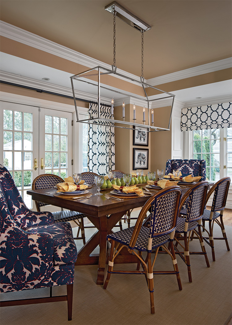 Color Courage - Dining Area