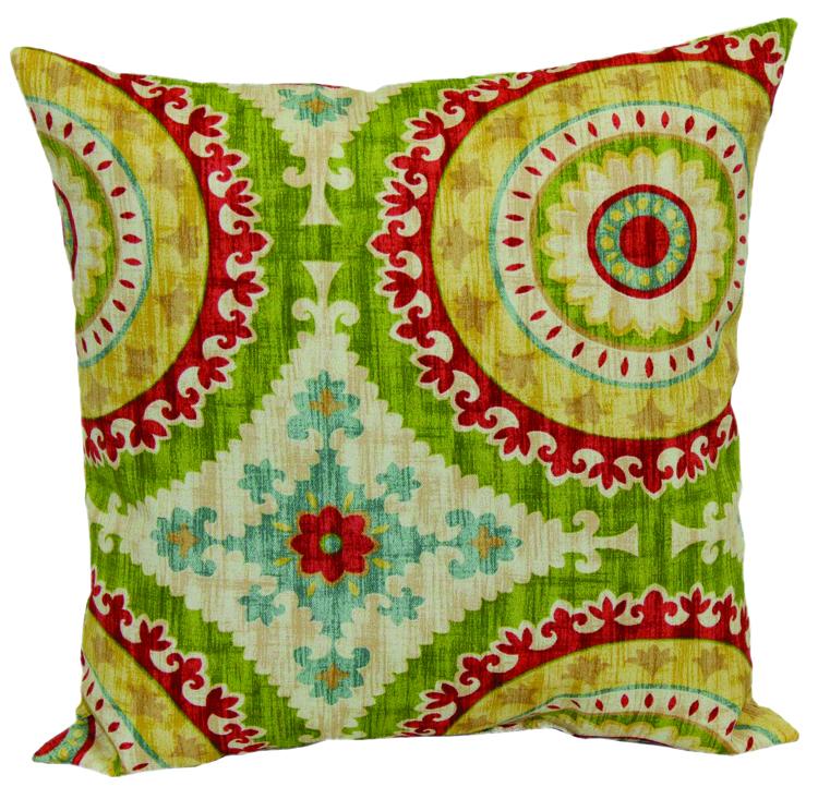 Inessa Garden indoor/outdoor decorative pillow