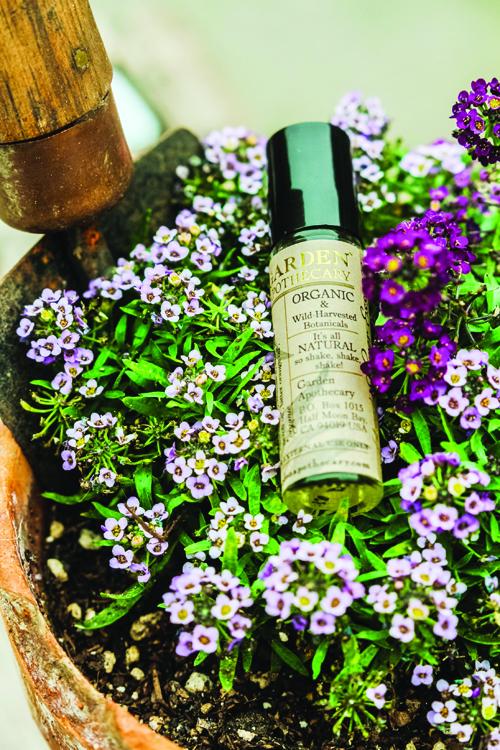 Essence of lime peel + neroli organic perfume
