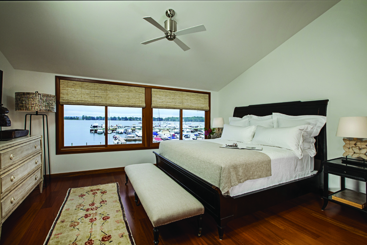 Sitting on the Dock of the Bay - Master Bedroom