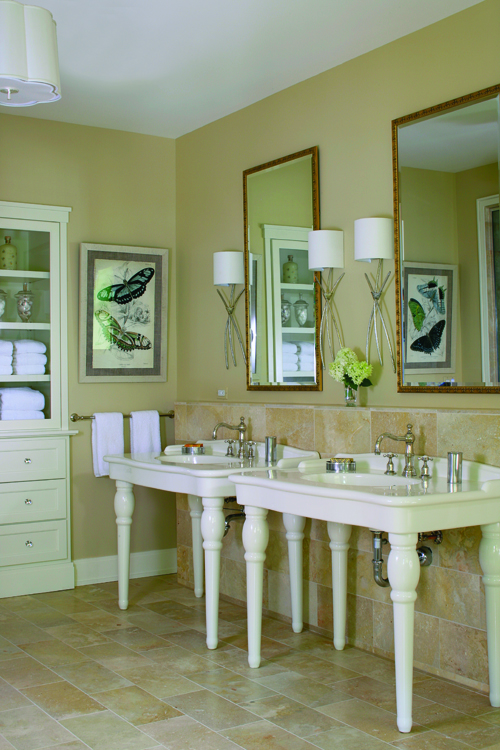 Building by the Numbers - Master Bath