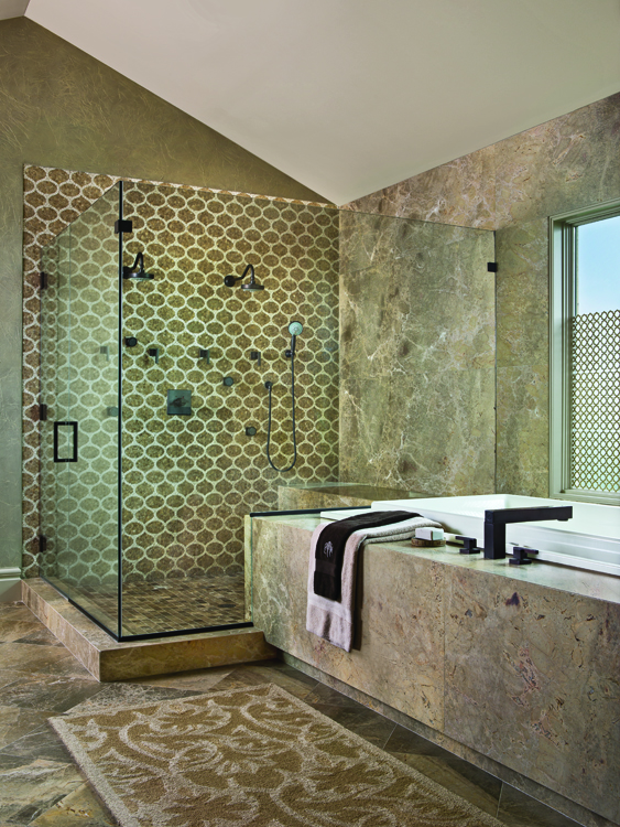 If These Walls Could Talk - Master Bath