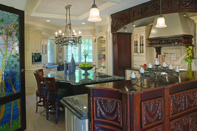 Lightness of Being - Kitchen