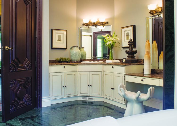 Lightness of Being - Master Bath