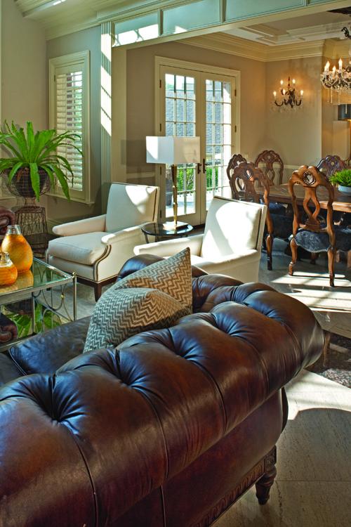 Lightness of Being - Living Room