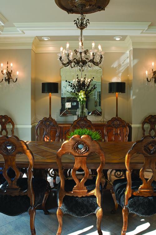Lightness of Being - Dining Room