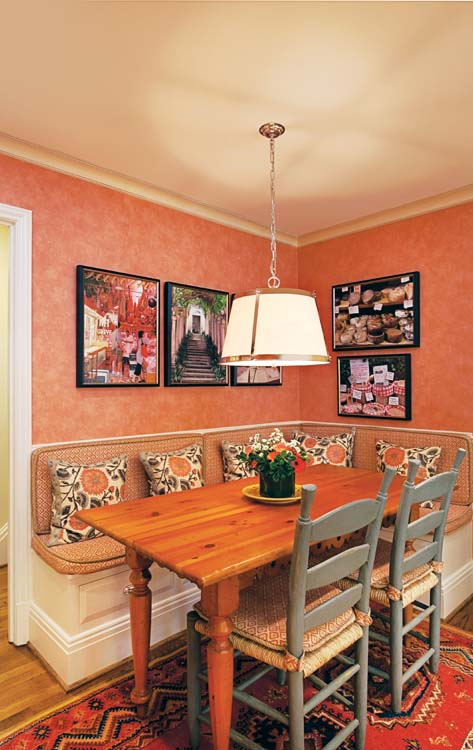 Refreshing a Classic - Dining Room