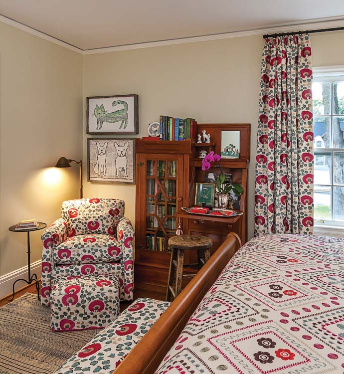 Refreshing a Classic - Bedroom