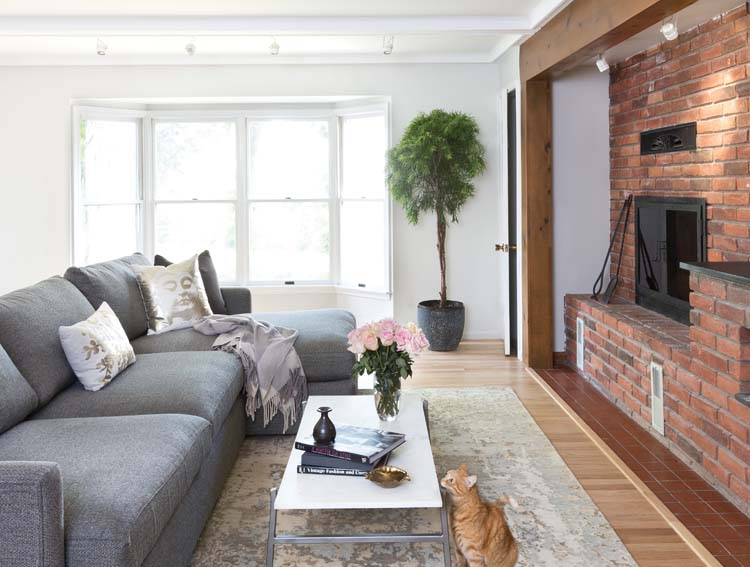 Labor of Love - Family Room
