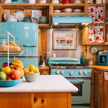 A New Chapter - Kitchen