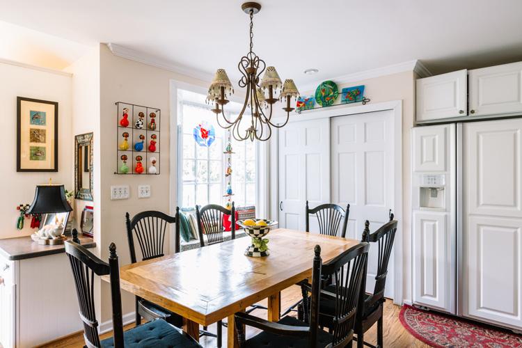 Neighborhood Nuance - Dining Room