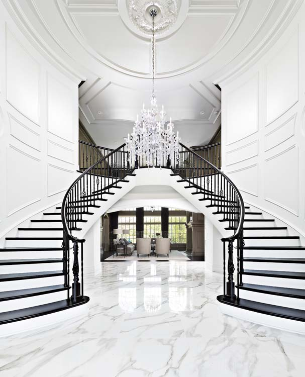 Isn't it Grand? - Staircase
