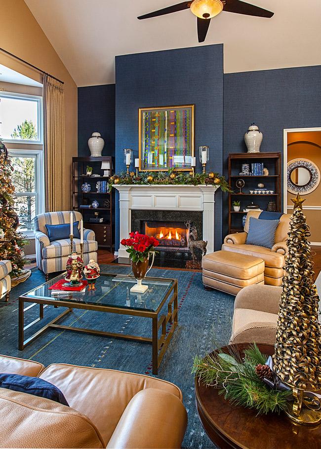 Tremendous Trees - Great Room