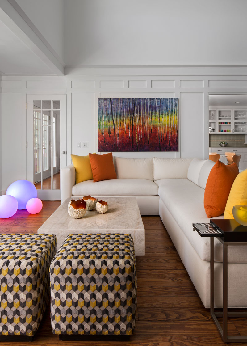 Color His World - Living Room