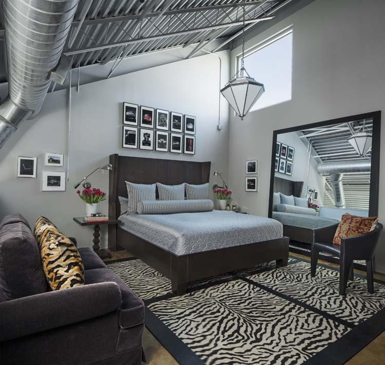Amazing Gray - Master Bedroom