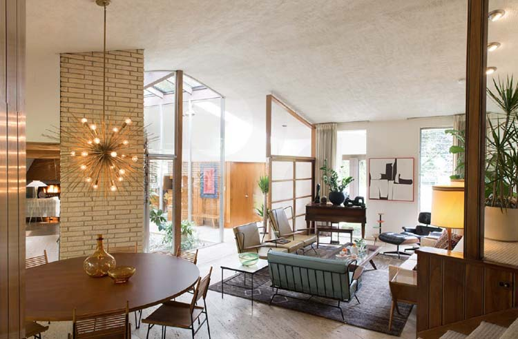 Mid-Century Marvel - Living Room