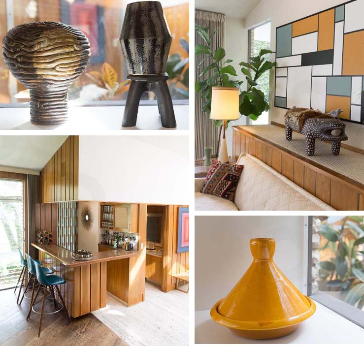 Mid-Century Marvel - Teak Accessories