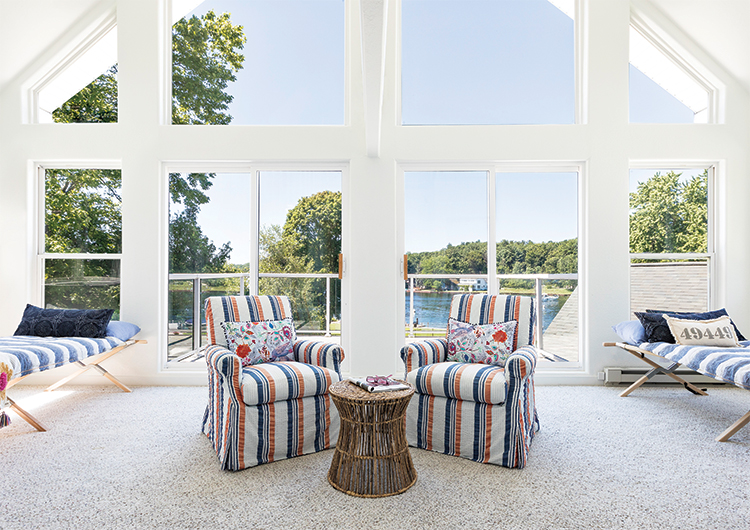 Pentwater Perch - Swivel Chairs