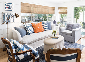 Pentwater Perch - Family Room