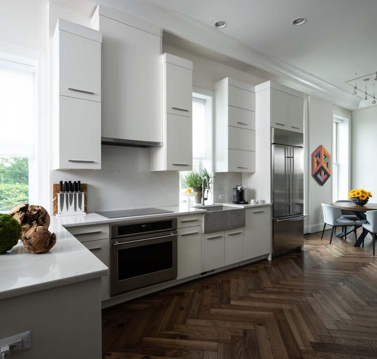 Edmund Place - Cabinets