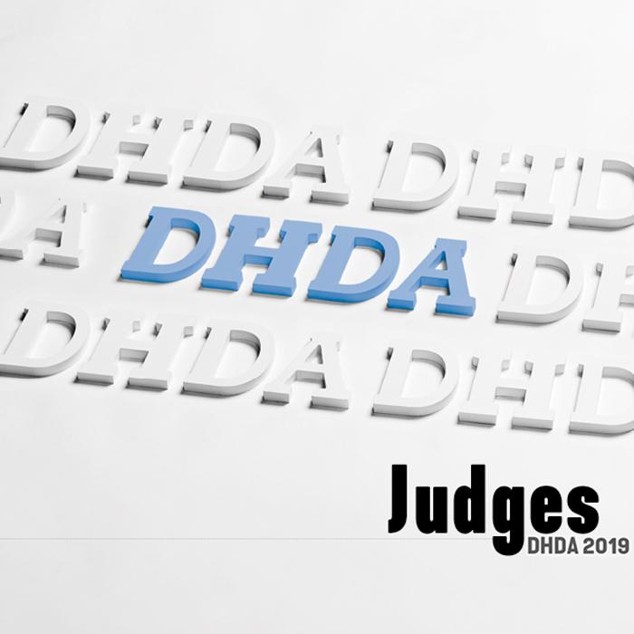 DHDA 2019 Judges