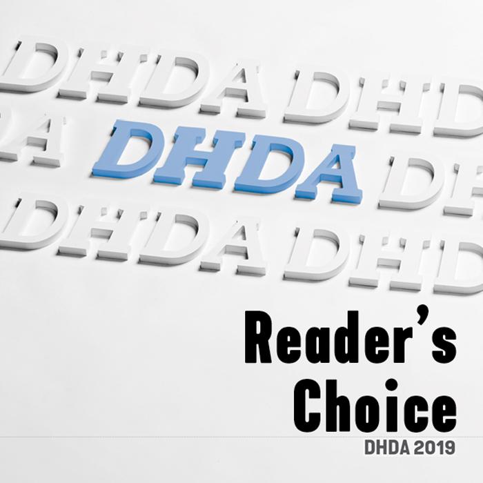 DHDA 2019 Reader's Choice