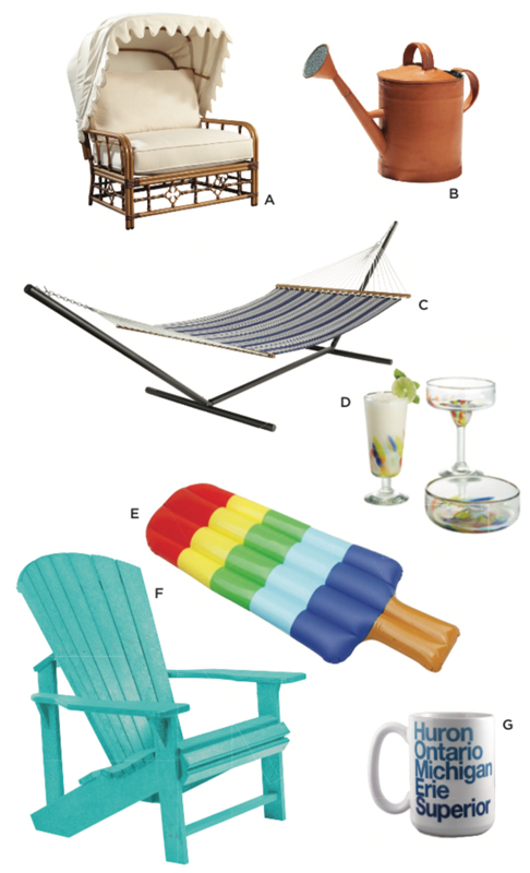 Summer Solace - Products