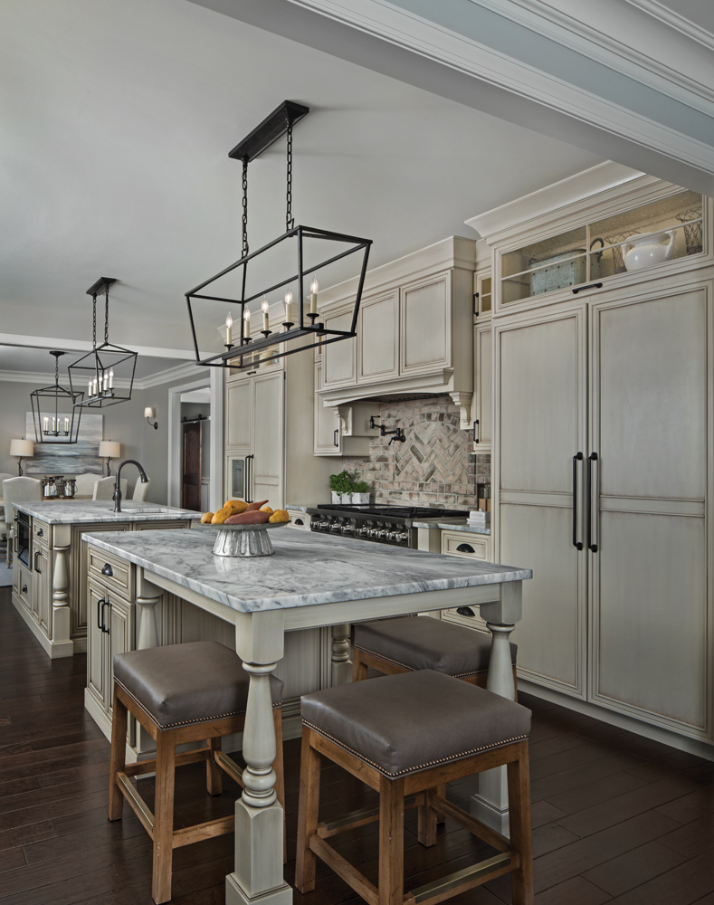 Meg Corley Premier Interiors - Kitchen Design