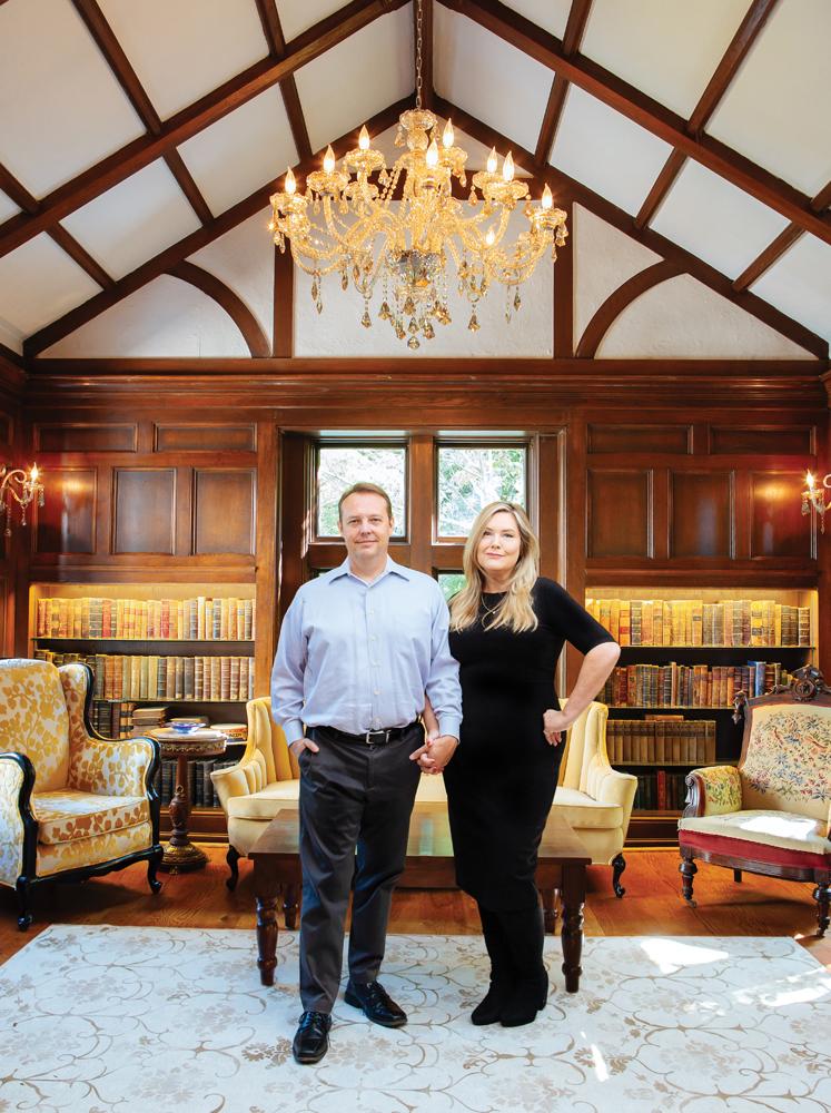 Heather Ann Thompson and Jon Wells