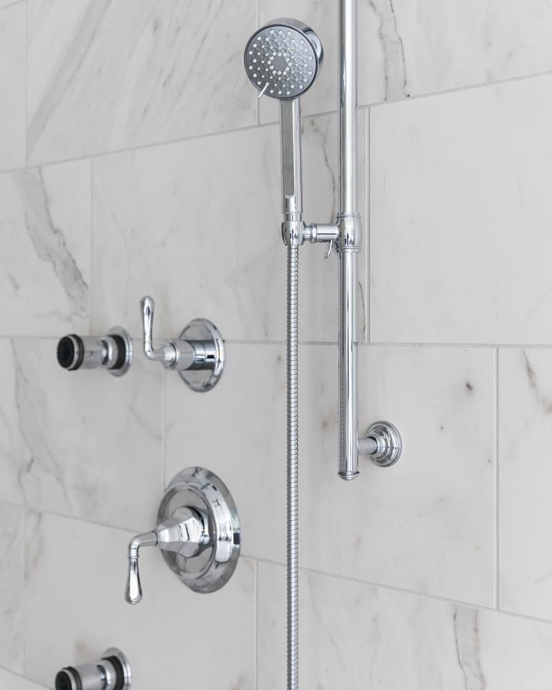 Key Designs showerhead