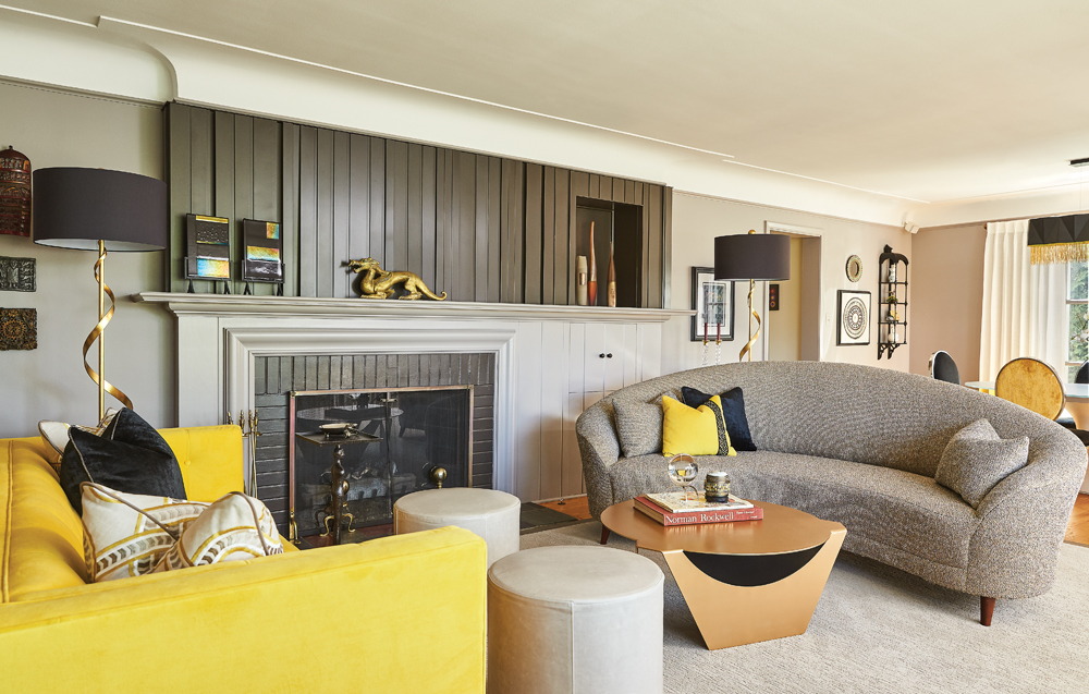 Redford Living Room After