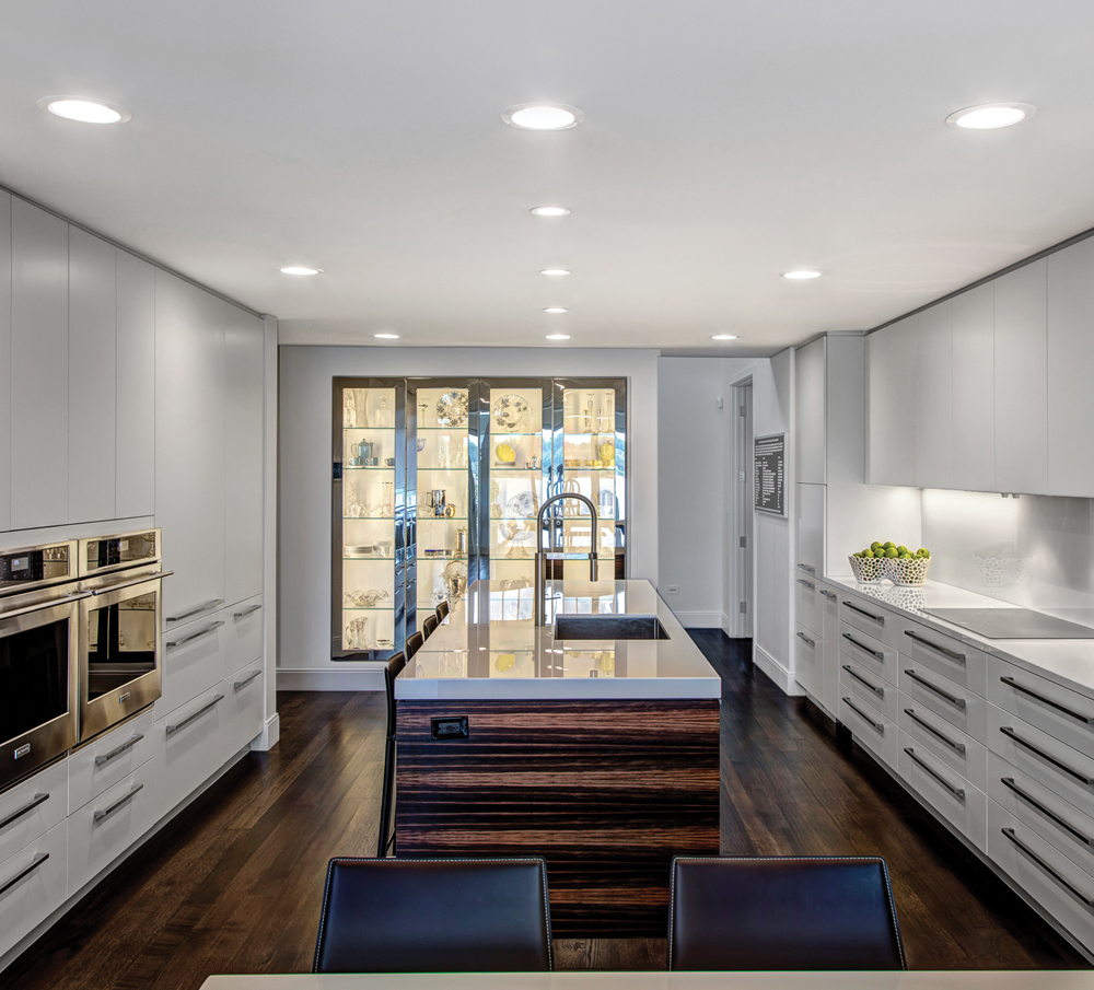 2020 Detroit Design Awards - Interior/Exterior Lighting - 3rd Place